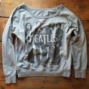 The Beatles graphic sweatshirt
